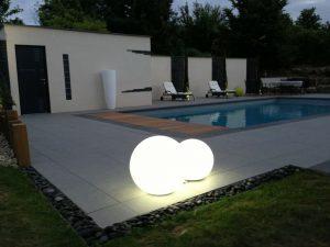 Aménagement terrasse et piscine Valence