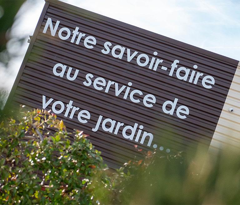 Conseil aménagement extérieur Ouest Lyonnais