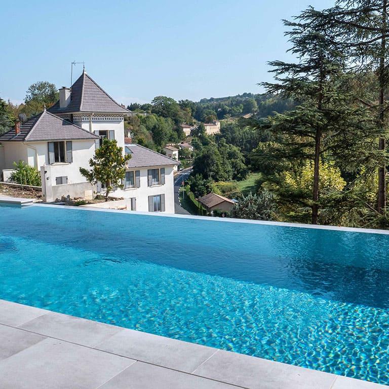 Création de piscine Loire
