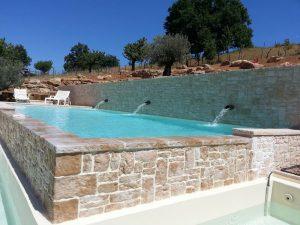 Création de piscine Ouest Lyonnais