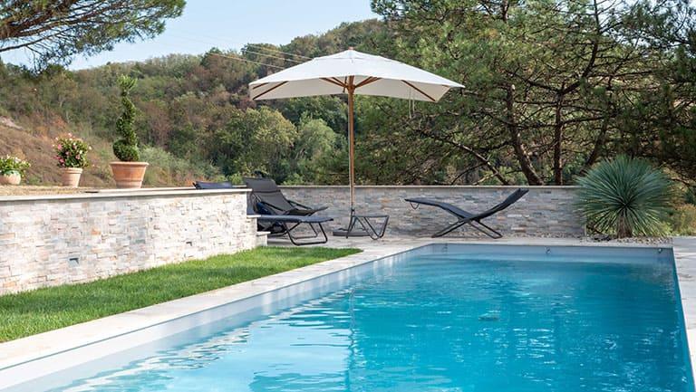 Aménagement terrasse et piscine Clonas-sur-Varèze